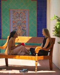Vogue UK – Samata interviews Suzy