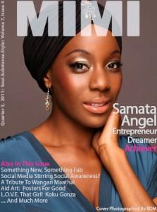 MIMI Magazine cover – Manifest Destiny