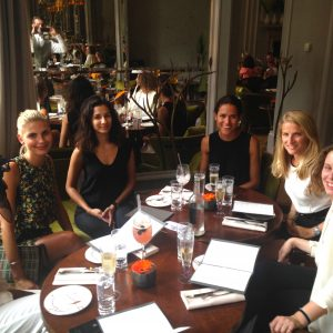 OUT AND ABOUT: LAURA MVULA AT ROYAL ALBERT HALL & TEA AT THE ROSEBERRY