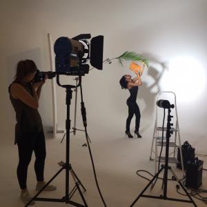 Okapi Behind the scenes
