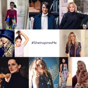 What a group of women #SheInspiresMe