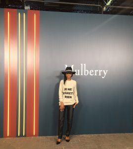 A Sustainable Fashion Diary for London Fashion Week – Full Day Three, Part Two – Huffington Post