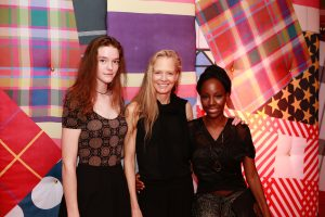 Vivienne Westwood at Galeria Melissa Launch