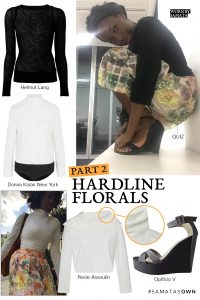 Hardline Florals Part 2
