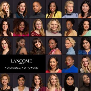 Thank you Lancôme!
