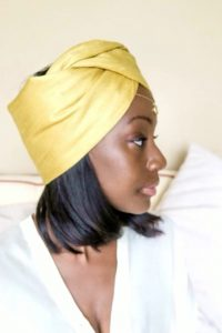 How to tie a headwrap – Part 3