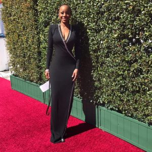 Samata attends 91st Annual Academy Awards