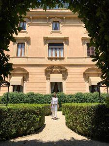 When in Rome…Villa Spalletti Trivelli