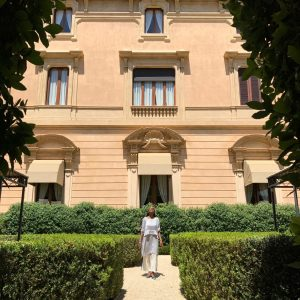 When in Rome…Villa Spalletti Trivelli