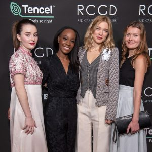RED CARPET GREEN DRESS COLLABORATES WITH LENZING'S TENCEL LUXE TO LAUNCH SUSTAINABLE ECO-COUTURE TEXTILES AND ANNOUNCES AMBASSADORS FOR OSCARS® 2020 CAMPAIGN