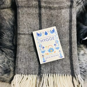 Nordiskan's Comfortable Wool Throws, a Testament to Danish Hygge