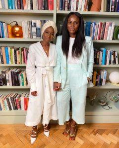 CFS+ 1:1 Impact Conversations | Samata Pattinson + Omoyemi